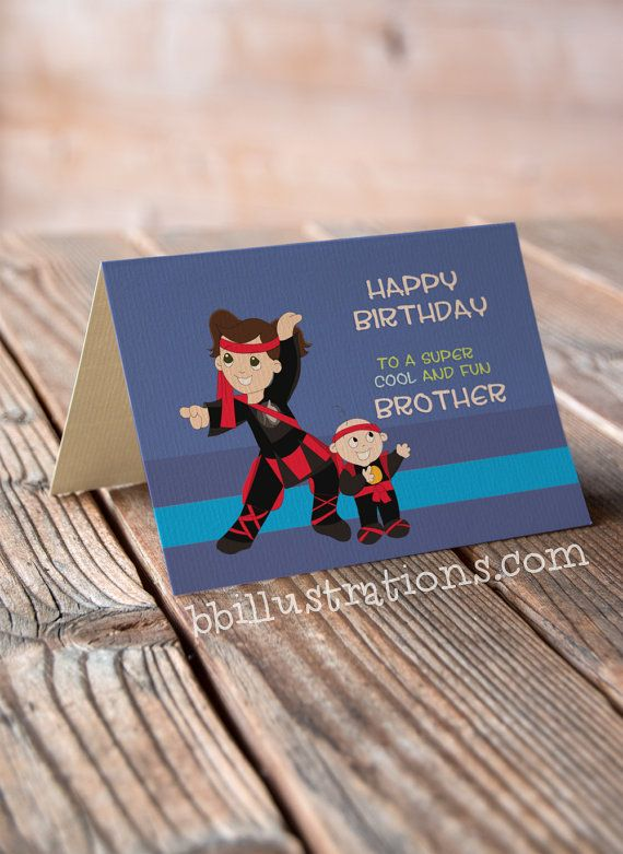 This birthday card design is great for any little or big ninja that is special in your life. It can be personalised with a name such as Max or to say GRANDSON or other title as needed. Please leave name or very short description in the notes. Alternatively send me an Etsy Convo. The inside of this card is left blank for your own personal message.   ----------------------------------------------------------------------------------------------------  Item Details:  After purchasing you will…