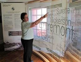 Research your ancestry in West Pubnico Research and Genealogy Center at Musée des Acadiens des Pubnicos