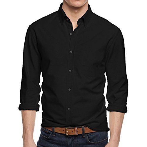 HB Men's Extra Slim Fit Button Down Casual Plain Long Sle... https://www.amazon.com/dp/B01HCBESS4/ref=cm_sw_r_pi_dp_x_QjFczbT18FFSW