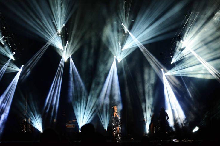 Summer Gala 2014 @PineCliffs @SheratonAlgarve #leonalewis #concert