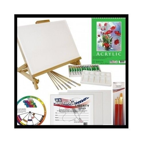 US $94.70 New in Crafts, Art Supplies, Easels