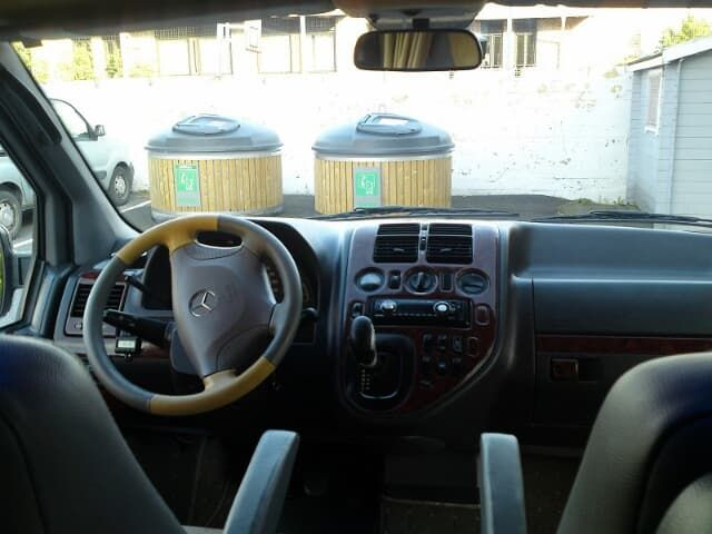 Photo A vendre occasion Mercedes Benz Vito CLASSE V220