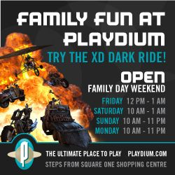 Playdium is the Ultimate Place to Play!