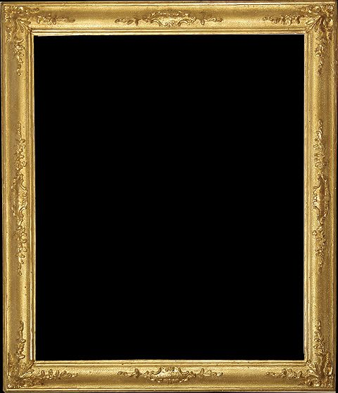 Antique Gold Frame - Venetian 18th Century Picture Frame