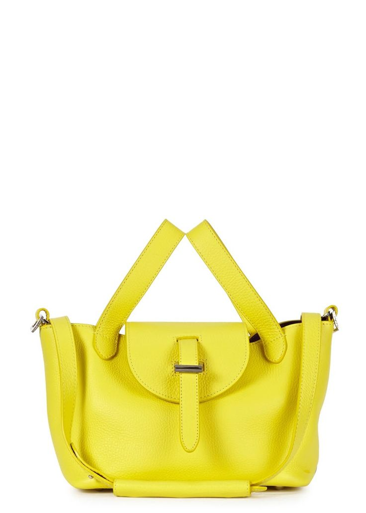Thela Cross-Body Bag, £425, Meli Melo