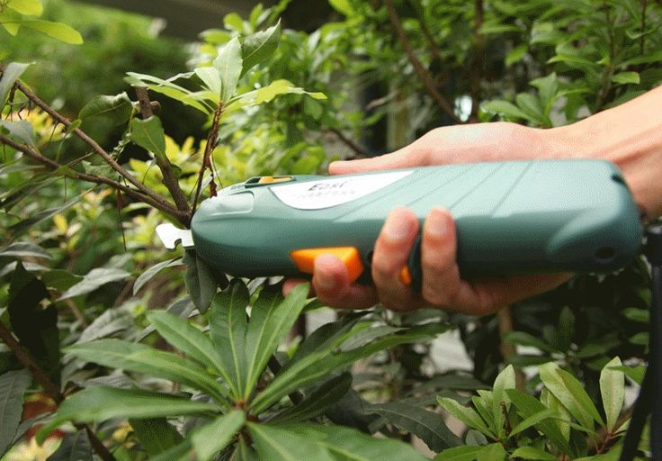 Electric Scissor Shears 7.2V Rechargeable Branch Cutter Garden Power Tool #RechargeableBranchCutter