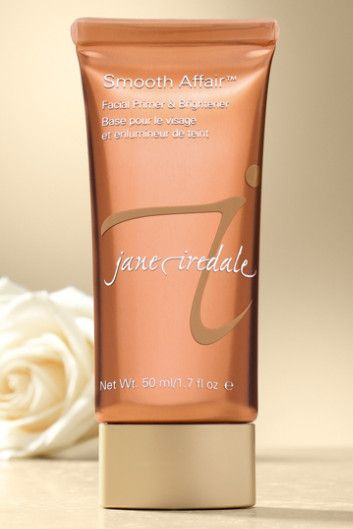 Jane Iredale Smooth Affair the most amazing face primer you've ever tried! Makes your foundation look flawless. In stock now at The Estheticians.