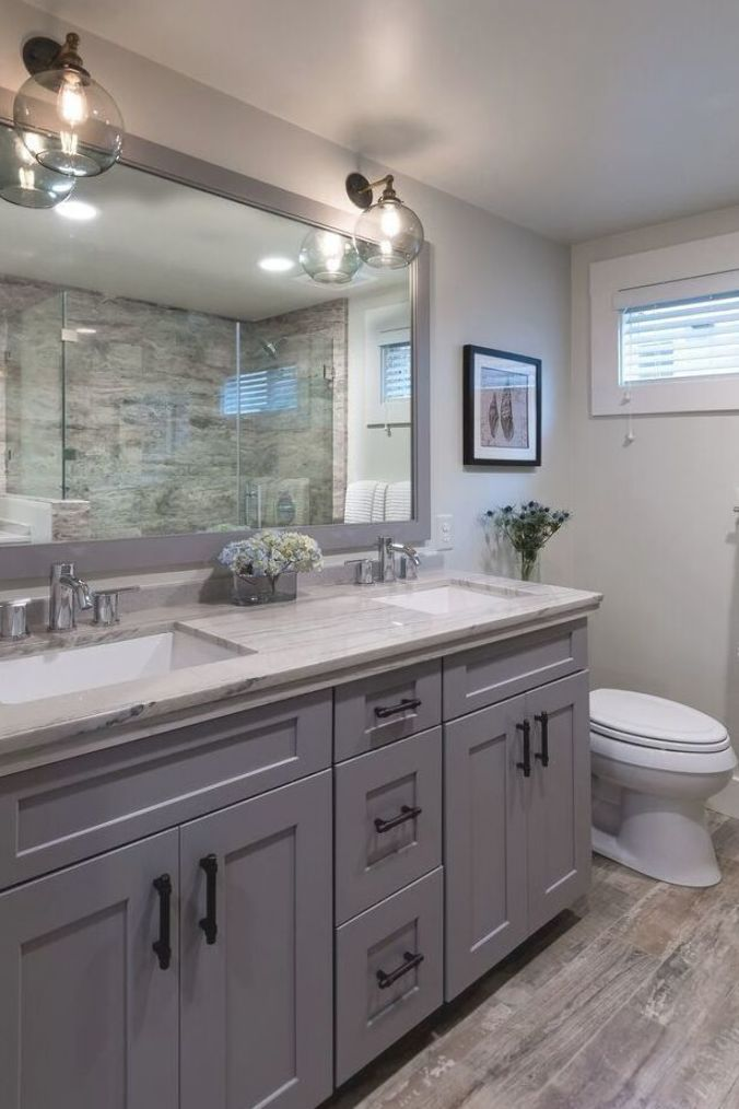 We Ve Assembled Some Low High Budget Solutions To Update Your Bathroom Including Ideas F Bathroom Vanity Designs Bathroom Remodel Master Small Bathroom Remodel