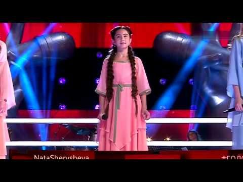 Hallelujah(Aleluya) in 3 languages(English,Russian,Arabic).The Voice Kids(Russia 2015).HD - YouTube