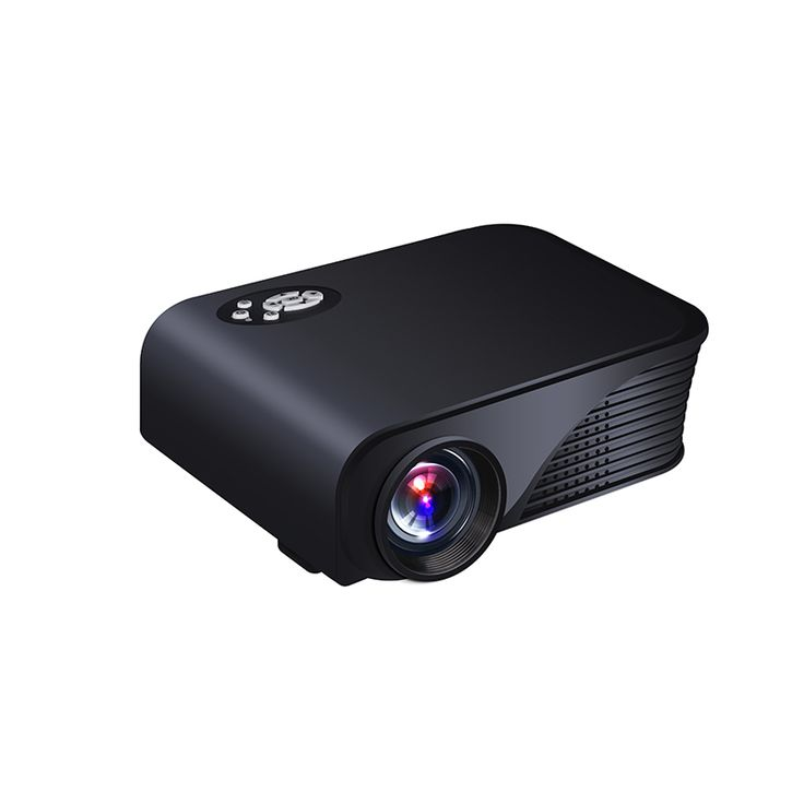 Check out this product on Alibaba.com APP Wholesale Top Selling Mini 1800 Lumens Full HD LED 1080p Projector S320 Smart 3D Polarized TV Proyector