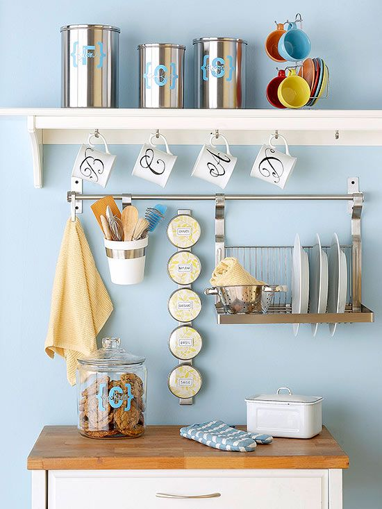 60895 best images about bhg 39 s best diy ideas on pinterest for Cheap kitchen organization ideas