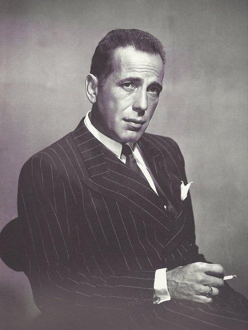Humphrey Bogart par Be...
