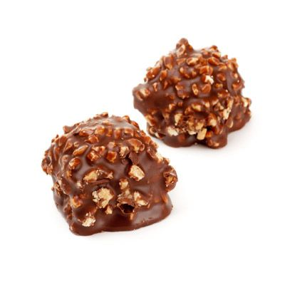 Make your own sugar-free Chocolate Nut Clusters for a little treat or as a lovely addition to a gift basket.