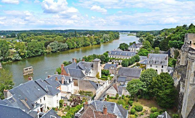France, Loire Valley - Château d'Amboise IV (The Town)