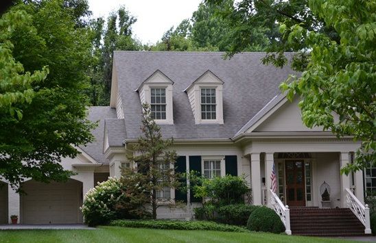Best Gray Roof With Bone Color Roof Home Exterior 640 x 480