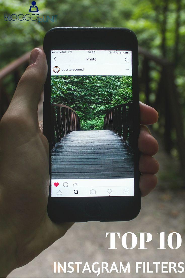 26 best best instagram tips images on pinterest instagram tips top 10 instagram filters around the world malvernweather Gallery