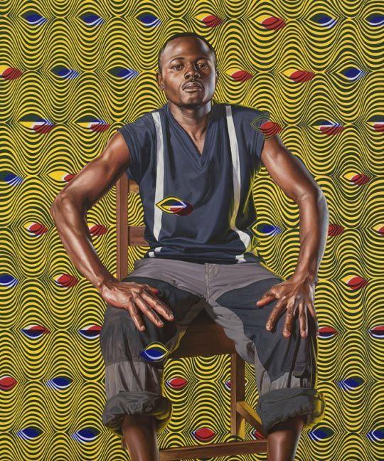 http://www.boumbang.com/kehinde-wiley/ Kehinde Wiley