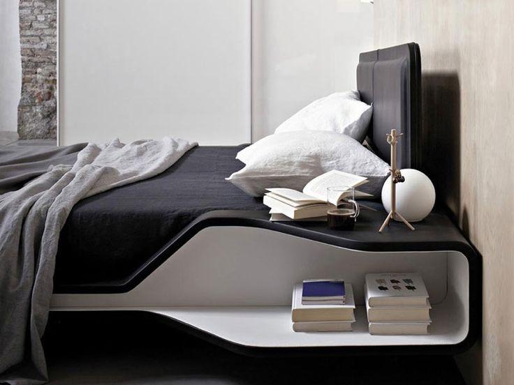 37 best Ispirazione Letti Moderni images on Pinterest | Bedroom ...