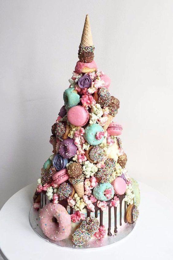 pastel foods : Photo