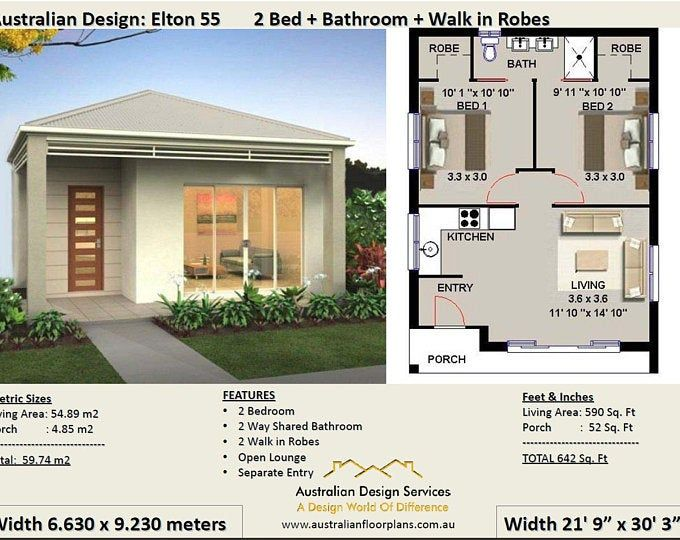 House Design Book Small And Tiny Australian And International Home Plans House Plans House Plans Australia Small House Plans Tiny Plans Small House Design Flat House Design House Plans For Sale