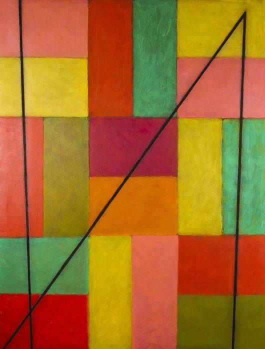 Paul Osipow: Sommitelma, öljy, 226x170
