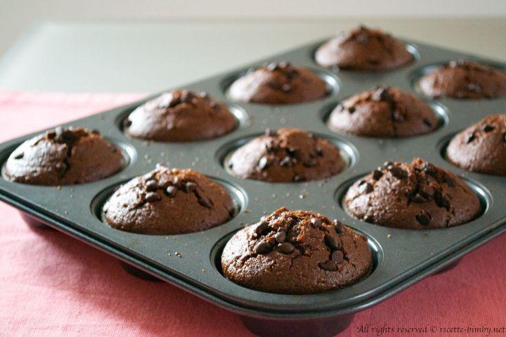 Muffin di segale e cioccolato Bimby • Ricette Bimby