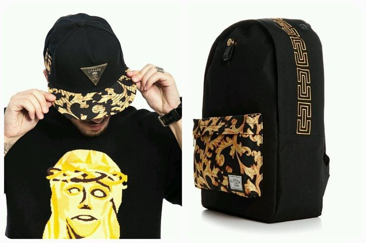 Cayler And Sons Migos Snapback Cayler And Sons Migos DownTown Backpack