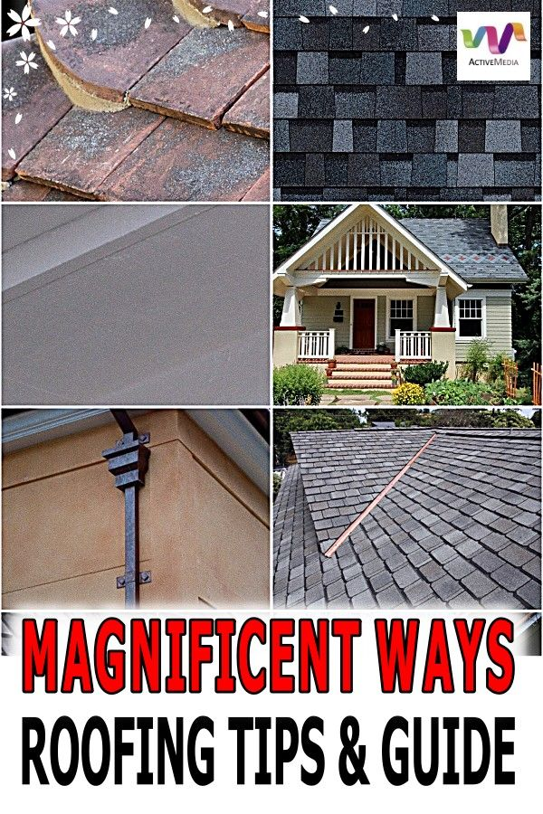 Best Techniques For Maintaining Your Roof S Health In 2020 Roofing Types Of Roofing Materials Architectural Shingles