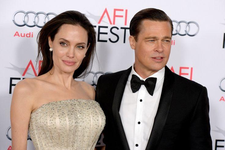 """Angelina Jolie a """"hâte"""" de vieillir avec Brad Pitt"""