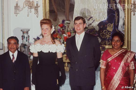 PHOTOS - En épousant le Prince Andrew, Sarah Ferguson s'est offert un véritable…