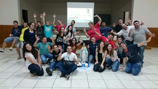 Palestras e Formações com Carlos André: Eu acredito no Jovem! Palestra com Jovens do Setor...