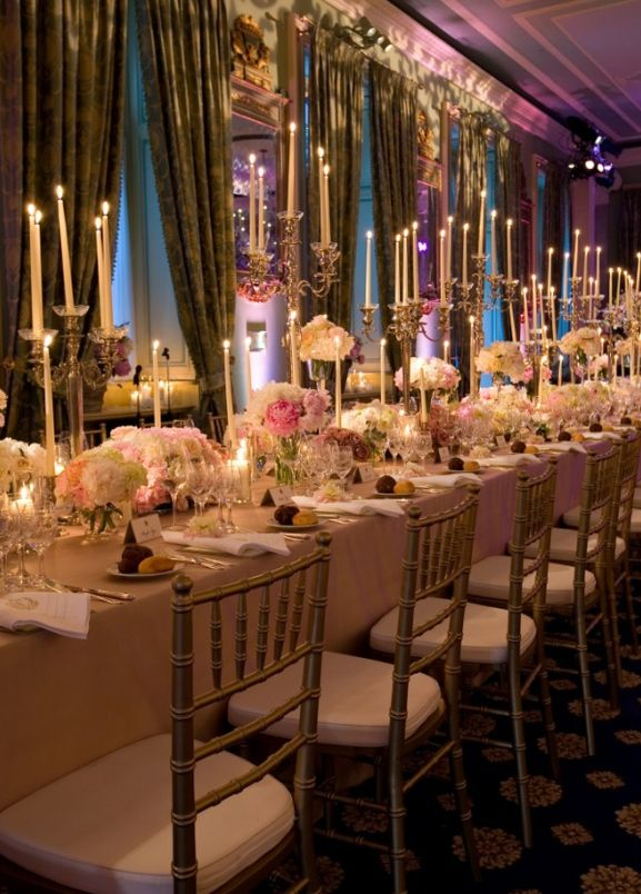 Long Table Decorations Ideas white table wedding flowers decoration with small glasses and ceramic plates on long tables also Httpwwwjanebridalgownscom Long Banquet Table Decorations Wedding