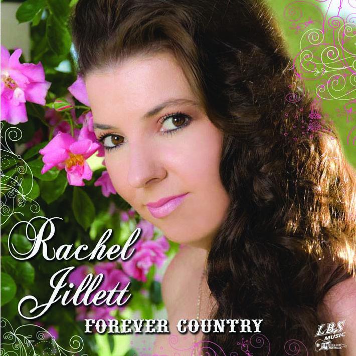 Rachel Jillett's second LBS release - 'Forever Country' album. #racheljillett, #lindsaybutler, #lbsmusic, #tamworth, #australiancountrymusic