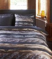 Beddinghouse dekbedovertrek Kelburn zwart tijger, panter overtre.be