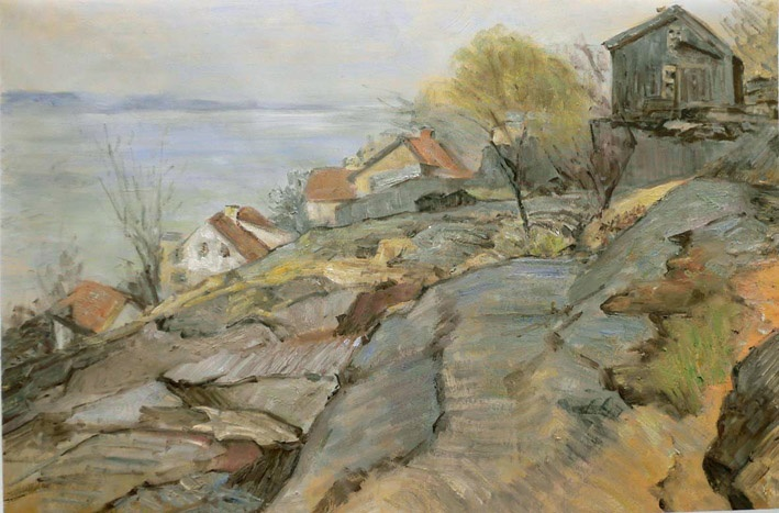 Gerhard Munthe (Norway, 1849-1929): From Droback
