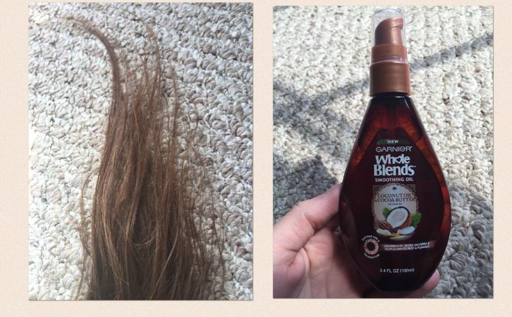 So I have been totally in love with this product, Garnier has come out with a new line of products and I live this oil. I am Apostolic, so I have never in my life cut my hair and it like completely restored my dead ends haha! I use this right after my shower and I put two squirts in the ends of my hair and rub it in and let it dry. It works miracles for my hair! I would definitely recommend this to anyone. It is very affordable.