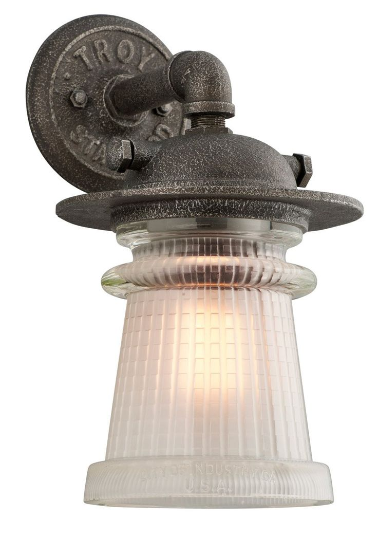 Troy Csl Lighting B4352 Pearl Street 1 Light 14 Inch