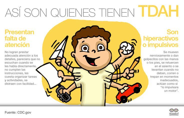 Así son quienes tienen TDAH: No logran prestar atención a los detalles, les cuesta organizar tareas, se distraen con facilidad y se mueven nerviosamente. Visita nuestro articulo y aprende más sobre las conductas y comportamientos de los niños con TADH, así de consejos y tips de cómo tratarlos y mejorar su educación  http://tugimnasiacerebral.com/gimnasia-cerebral-para-niños/trastorno-por-deficit-de-atencion-en-niños-con-sin-hiperactividad-sintomas-tratamiento-tda-tdah #Gimnasia #Cerebral…