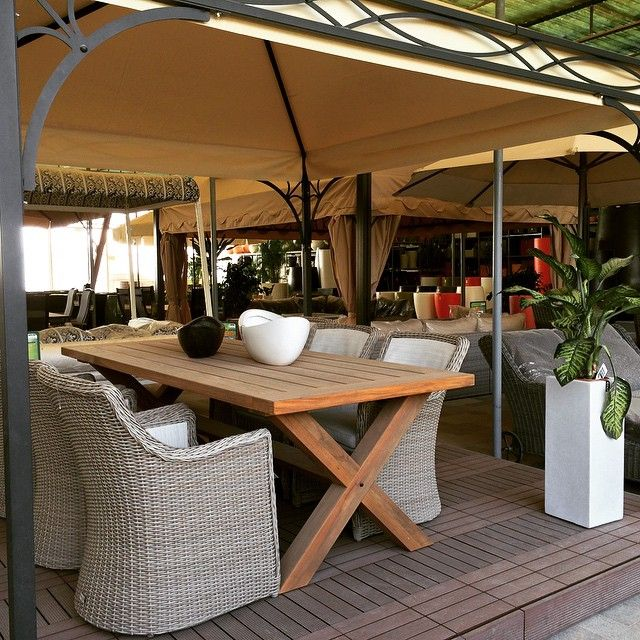 Beautiful Collection Of Outdoor Garden Furniture From Holland Available Now  At Acacia Garden Center In Warsan