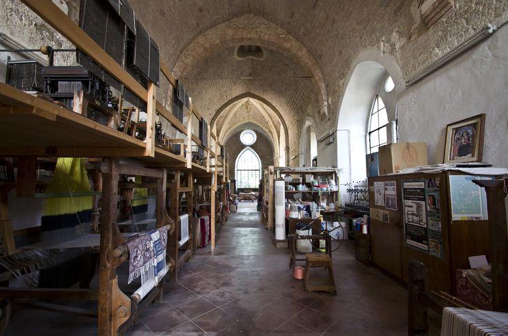 Museo-Laboratorio di Tessitura a Mano Giuditta Brozzetti