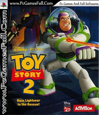 Toy Story 2 Game Free Download Full Version For Pc. Toy Story 2 is a platform game based on Pixar's computer video game for pc. Toy Story 2 and is the sequel to the first Toy Story video game. It was released for the Nintendo 64, PlayStation, Dreamcast, and Windows in 1999 and 2000. Toy Story 2 full and complete game for pc 100% working single download link below.