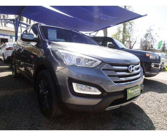 Automóvil Usado Hyundai Santa Fe SUV