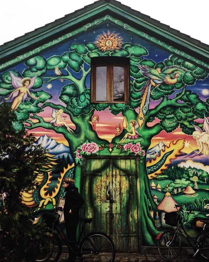Green Light District, Christiania