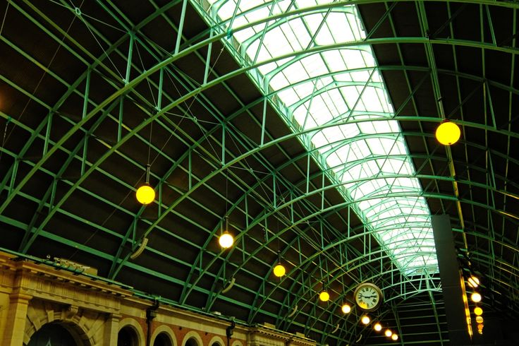 """Old World Charm - The Railway Station Ceiling  Collection 7  This was taken at Central Station, Sydney, Australia. Lovely, isn't it.  """"Keep it, use it. This photo is free under creative commons zero.  """""""