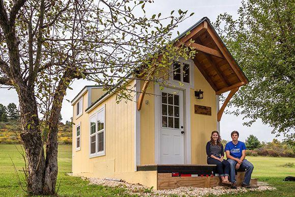 Acha que sua casa é pequena? Então olha só como essas pessoas vivem!