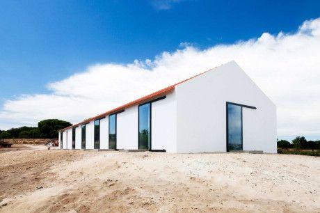 Дом сарай в Португалии