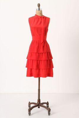 Ruffled Oska Dress by Girls from Savoy