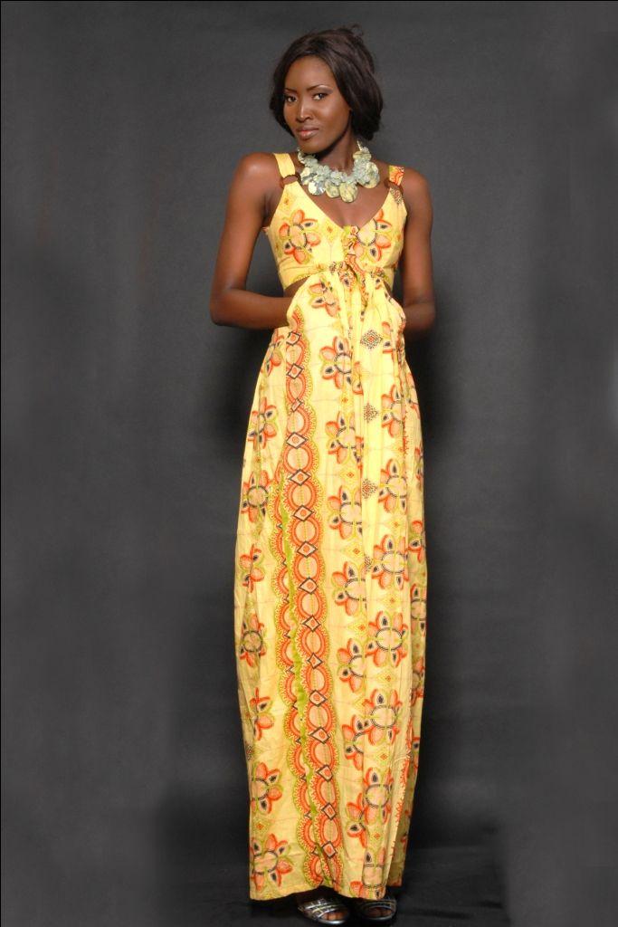 evening dress, we think???