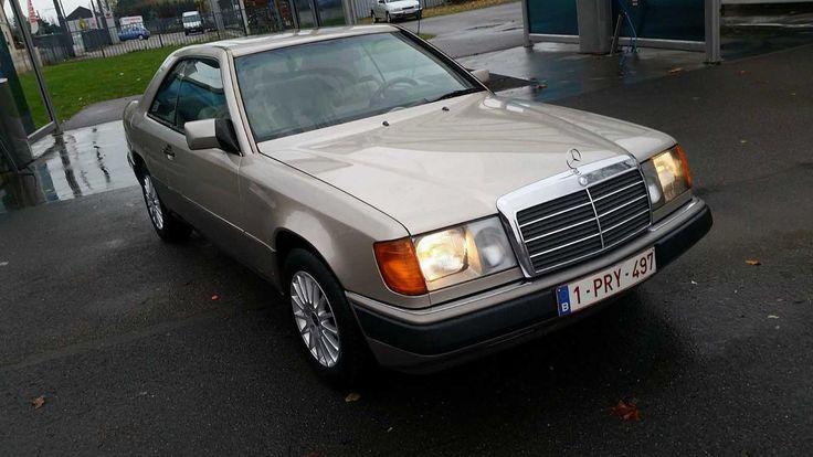 Mercedes-Benz W124 coupé 230CE 1990 Oldtimer