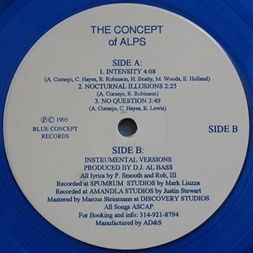 "Digging Alps Cru - Intensity (1995), released under label : Blue Concept Records. From Alps Cru (The Concept Of Alps) 1995 EP ""Intensity"". - Digging Into Hip Hop - Listen & discover more hip hop records on dihh.io - Underground hip hop & 90's classics"